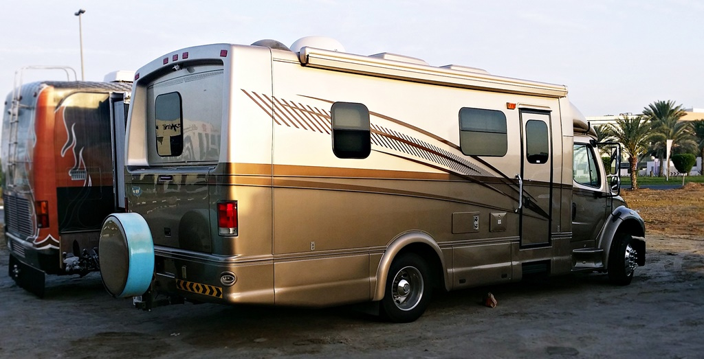 Blog motorhome dubai motorhome in dubai motorhome for Rv motor home rentals