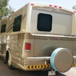 RV rental Dubai